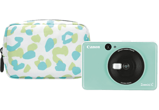 CANON Instant camera Zoemini C Essential kit Mint Green