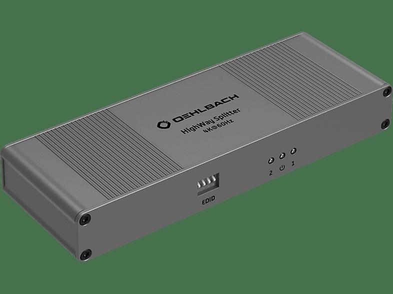OEHLBACH HighWay  HDMI Splitter/Verteiler