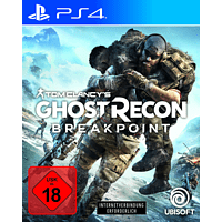 Tom Clancy's Ghost Recon: Breakpoint [PlayStation 4]