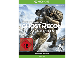 Tom Clancy's Ghost Recon: Breakpoint - [Xbox One]