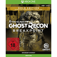 Tom Clancy's Ghost Recon: Breakpoint (Gold Edition) [Xbox One]