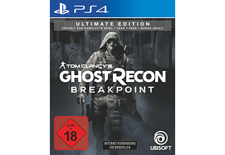 Tom Clancy's Ghost Recon: Breakpoint (Ultimate Edition) - [PlayStation 4]
