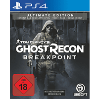 Tom Clancy's Ghost Recon: Breakpoint (Ultimate Edition) [PlayStation 4]