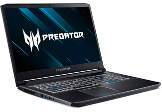 ACER Acer Predator Helios 300 (PH317-53-72H9), Gaming Notebook mit 17,3 Zoll Display, Intel® Core™ i7 Prozessor, 16 GB RAM, 1 TB SSD, GeForce® RTX 2070, Schwarz/Blau
