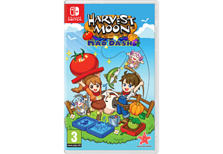 Harvest Moon: Mad Dash NL/FR Switch