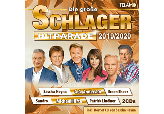 VARIOUS - Die große Schlager Hitparade 2019/2020  - (CD)