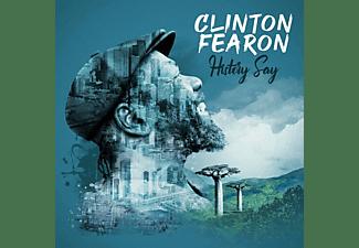Clinton Fearon - History Say  - (CD)