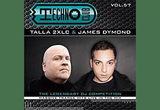 VARIOUS - Techno Club Vol.57  - (CD)