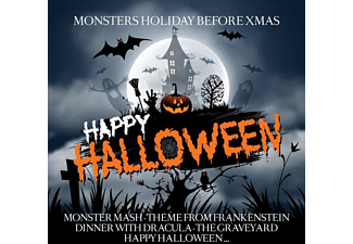 VARIOUS - Happy Halloween (Monster s Holliday Before Xmas)  - (CD)