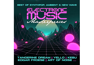 VARIOUS - Electronic Music Masterpieces  - (CD)