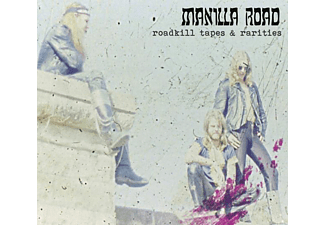 Manilla Road - Roadkill Tapes & Rarities  - (CD)