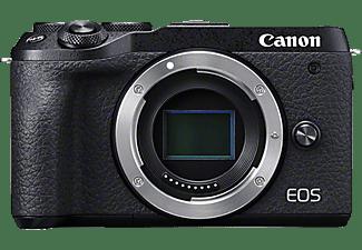 CANON EOS M6 Mark II Body Systemkamera, 7,5 cm Display Touchscreen, WLAN