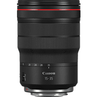 CANON RF  für Canon R-Mount , 15 mm - 35 mm , f./2.8