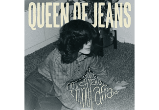 Queen Of Jeans - IF YOU'RE NOT AFRAID,..  - (CD)