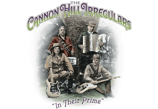 Cannon Hill Irregulars - IN THEIR PRIME  - (CD)