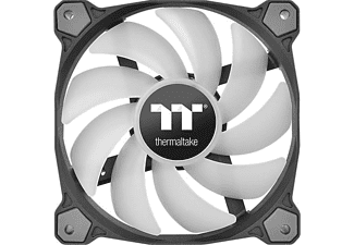 THERMALTAKE Lüfter Pure 12 ARGB Sync Radiator TT Premium Edition, 120mm, 3er Pack, LED-Steuerung