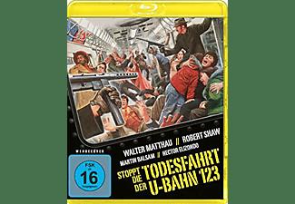 Stoppt die Todesfahrt der U-Bahn 123 Blu-ray