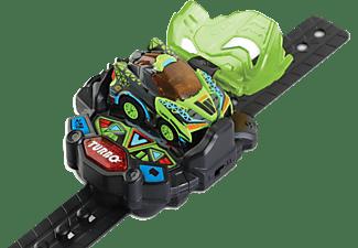 VTECH TURBO FORCE RACERS - RACE CAR GRÜN Farhrzeug, Mehrfarbig