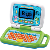 VTECH 2-in-1 Touch-Laptop Lernlaptop, Mehrfarbig