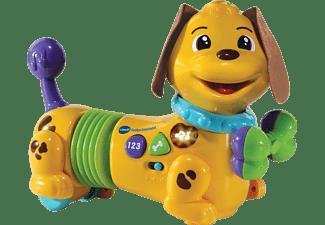 VTECH Drolliger Lerndackel Ziehspielzeug, Mehrfarbig