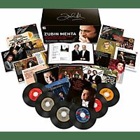 Zubin Mehta - Zubin Mehta-Compl.Columbia Collection(94 CD+3 DVD) [CD + DVD Video]