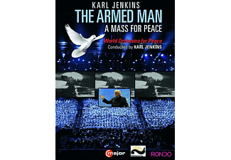 World Orchestra For Peace - Karl Jenkins: The Armed Man-A Mass For Peace  - (DVD)