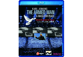 World Orchestra For Peace - Karl Jenkins: The Armed Man-A Mass For Peace  - (Blu-ray)