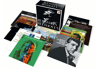 Leonard Bernstein - Bernstein conducts Beethoven-Renmastered  - (CD)