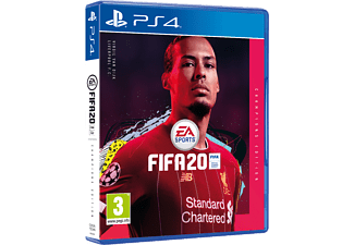 FIFA 20 Deluxe Edition PlayStation 4