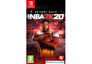 NBA 2K20 FR/NL Switch