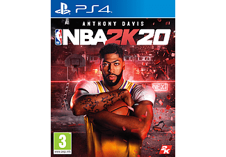 NBA 2K20 FR/NL PS4