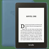 KINDLE Paperwhite, wasserfest, 6 Zoll (15 cm) großes hochauflösendes Display - 32 GB (mit Spezialangeboten)  32 GB  eBook Reader Dunkelblau