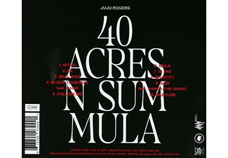 Juju Rogers - 40 Acres N Sum Mula  - (CD)