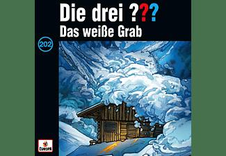 Die Drei ??? - 202/Das weiße Grab  - (CD)