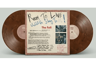 The Fall - ROOM TO LIVE -COLOURED-  - (Vinyl)