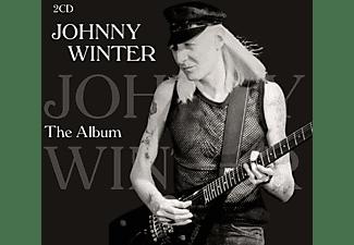 Johnny Winter - Johnny Winter - The Album (CDx2)  - (CD)