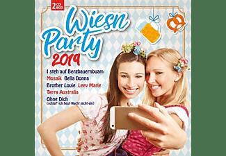 VARIOUS - Ohrwürmer Wiesn Party 2019 (2CD) Oktoberfest  - (CD)