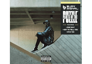 Busy Signal - Pieces Of The Puzzle (LP)  - (Vinyl)