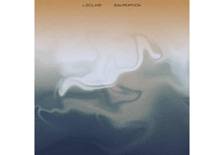 L''éclair - SAUROPODA (VINYL)  - (Vinyl)