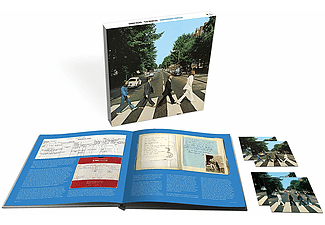 The Beatles - Abbey Road (Limited Edition) (CD + Blu-ray)