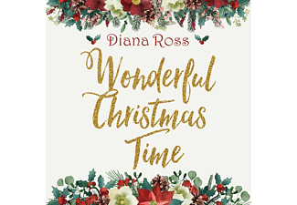 Diana Ross - Wonderful Christmas Time (Vinyl LP (nagylemez))