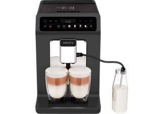 KRUPS EA895N Evidence Kaffeevollautomat Meteor Graphit