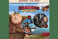 Dragons-auf Zu Neuen Ufern - Dragons-Doppel-Box-Folgen 42+43 - (CD)