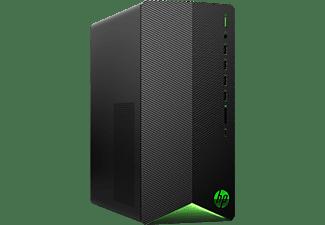 HP Pavilion Gaming TG01-0003ng, Gaming PC mit Ryzen™ 5 Prozessor, 16 GB RAM, 1 TB HDD, 512 GB SSD, GeForce RTX 2060, 6 GB