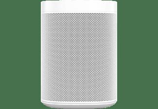 SONOS One SL Lautsprecher App-steuerbar, W-LAN Schnittstelle=802.11b/g/n, Weiss