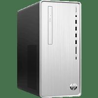 HP Pavilion TP01-0002ng, Desktop PC mit Ryzen™ 5 Prozessor, 16 GB RAM, 1 TB HDD, 256 GB SSD, GeForce GTX 1650, 4 GB