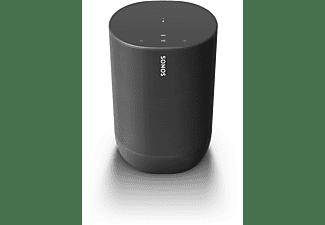 SONOS Move Lautsprecher App-steuerbar, Bluetooth, Schwarz
