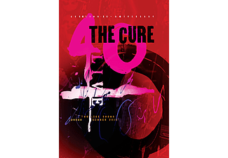 The Cure - Curaetion 25 - Anniversary (Limited Hardbook Edition) (Blu-ray)