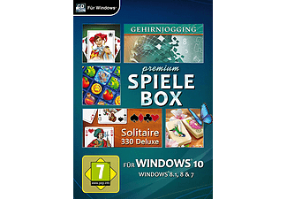 PC - Premium Spielebox für Windows 10 /D