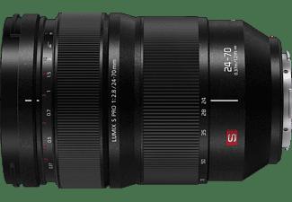 PANASONIC S-E 24 mm - 70 mm f./2.8 ASPH (Objektiv für Panasonic L-Mount, Schwarz)